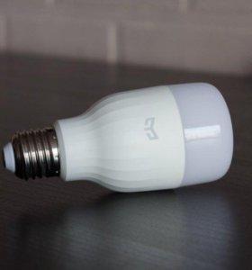 Лампочка Xiaomi yeelight LED Bulb White.