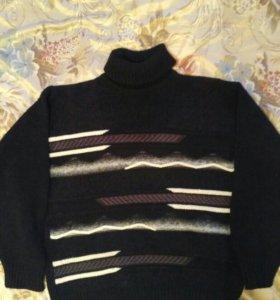 Тёплый свитер, р.48-50