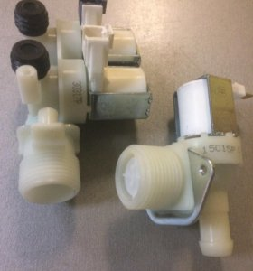 Электроклапан (КЭН) стиральной машины