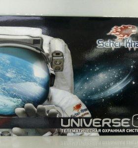Автосигнализация Scher-khan universe 1