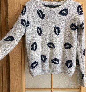 Тёплая кофта(свитер)💋