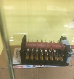 Переключатели для электроплит
