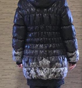 Куртка 3в1 Diva /беремен/слингокуртка
