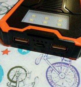 SOlAR POWER BOX 30000 MAH