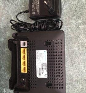 Ростелеком ADSL модем WIFI роутер