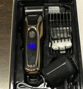 Новая машинка для стрижки волос