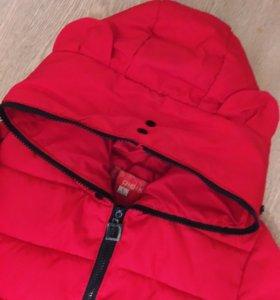 Куртка зимняя срочно
