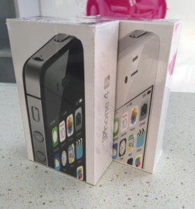 iPhone 4s 16 gb новый, рассрочка