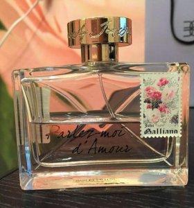 Духи John Galliano Parlez-moi d'Amour 80ml