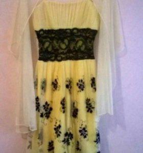 Платье б\у 1 раз