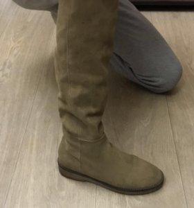 Сапоги ( Zara)
