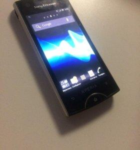 Sony Xperia ST 18i