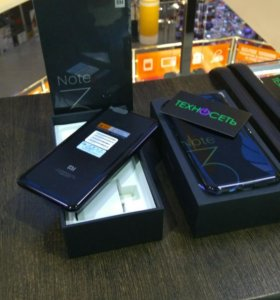 Xiaomi Mi Note 3 6+64 gb