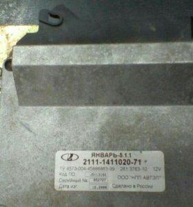 блок управления двигателем ваз 2110-2112