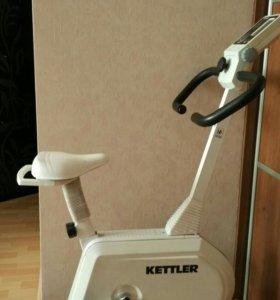 Велотренажер Kettler Astra, 10 режимов, пульсометр