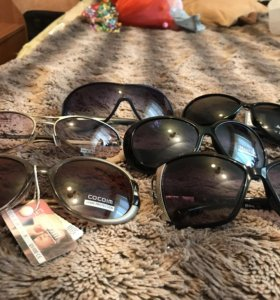 Солнцезащитный очки(76 штук)