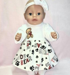 Одежда для кукол Анабель, Бэби бон.