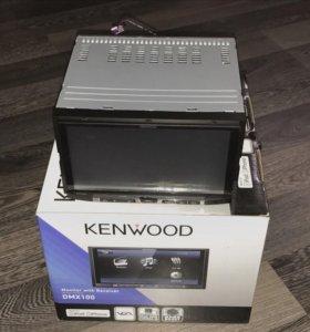 магнитола KENWOOD DMX100