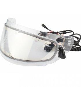Визор (стекло) с подогревом для шлема XTR MODE1