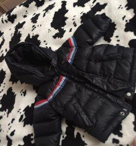 Фирменная Куртка Benetton baby