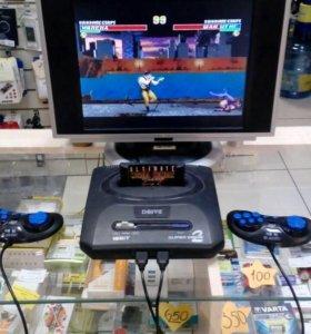 Приставка Sega 160 игр