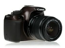 Цифровой зеркальный фотоаппарат Canon EOS 1100D