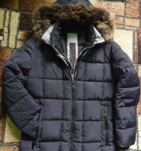 Пуховик - зима