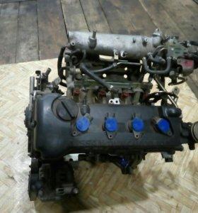 Двигатель с навесным