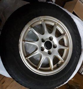 Колеса Volvo r15