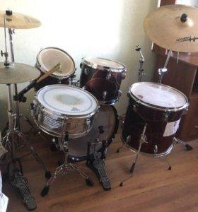 барабанная установка sonor
