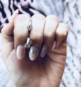 Серьги - серебро