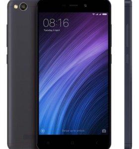 Xiaomi Redmi 4a Новые 16 и 32gb