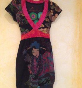 Платье летнее Desigual р-р 42