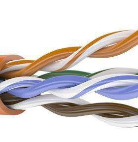 UTP кабель 5e Hyperline