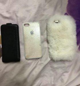Продаю чехлы на айфон 5s