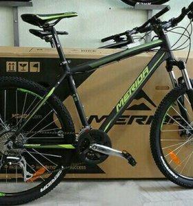 Велосипед Merida + спидометр