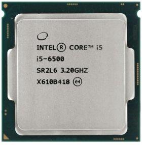 Процессор I5 6500 в идеальном состоянии