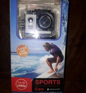 экшн камера Sports
