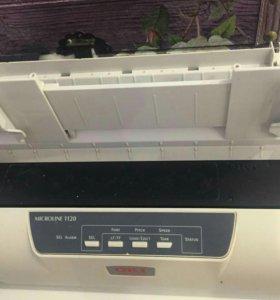 Матричный принтер OKI MICROLINE 1120
