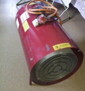 Теплогенератор газовый, пропан