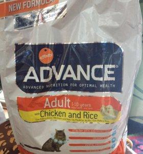 Сухой корм Advance 1,5 кг