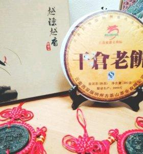 Шу Шен Пуэр китайский чай