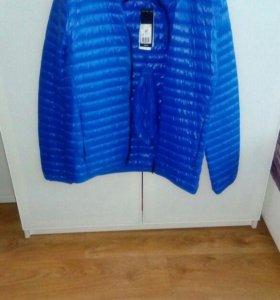 Adidas спортивная мужская куртка