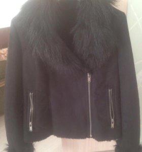 Дубленка,куртка