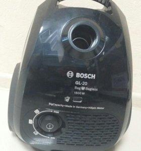 Новый пылесос Bosch