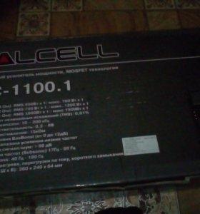Усилитель моноблок Calcell VAC 1100.1