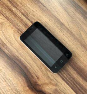 Смартфон Alcatel One Touch Pixi Белый White