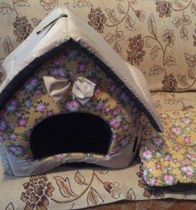Домик для кошки или собаки мал