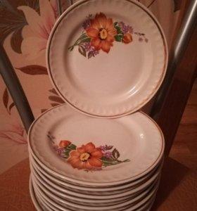 Посуда столовая в ассортименте