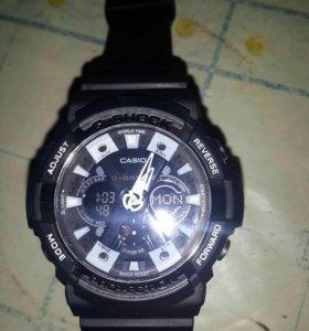 Продам или обменяю часы casio g shock